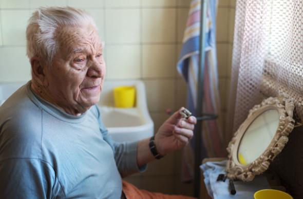 Missing Persons Elderly Man Dementia